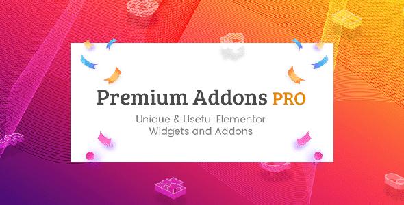 Premium Addons PRO for Elementor  2.5.2