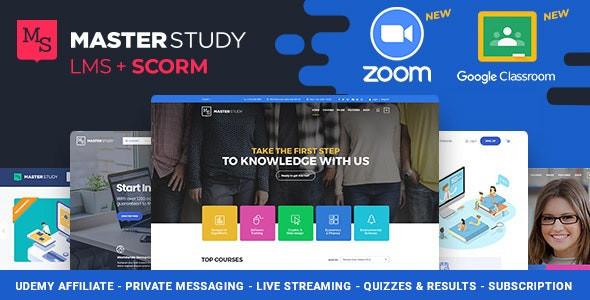 Masterstudy Education  4.2.8