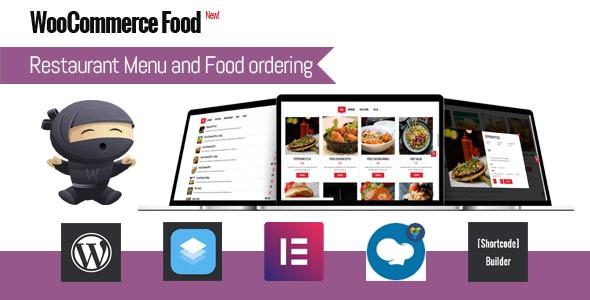 WooCommerce Food  2.5