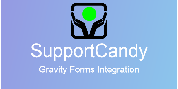 SupportCandy - Gravity Forms 1.0.8