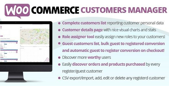 WooCommerce Customers Manager  26