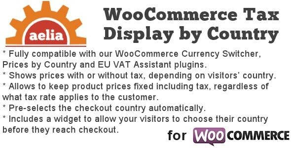 Aelia Tax Display by Country for WooCommerce  1.15.4.201103