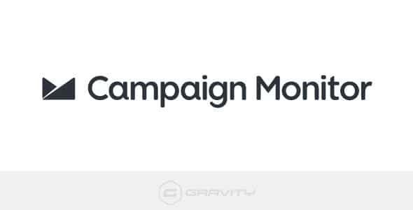 Gravity Forms Campaign Monitor  3.9