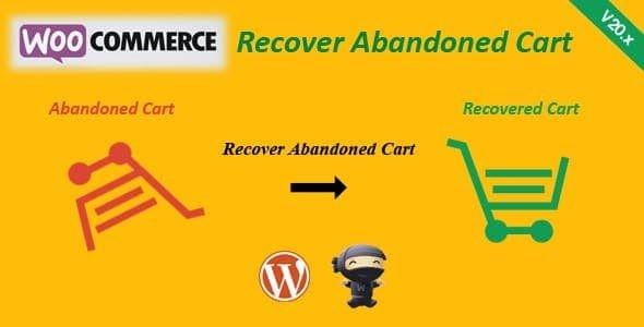WooCommerce Recover Abandoned Cart  22.6