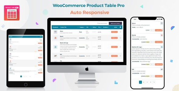 Woo Product Table Pro  7.0.4