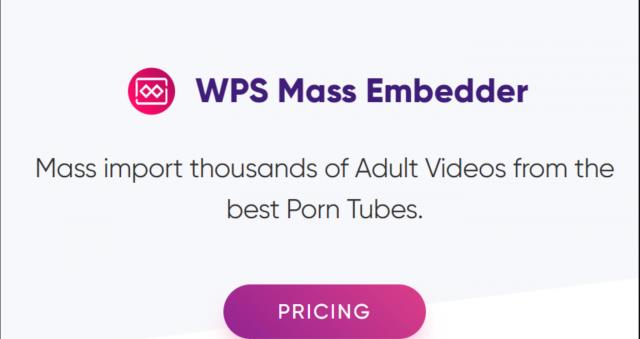 WPS Mass Embedder