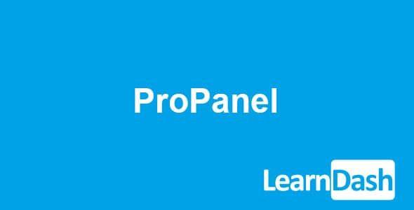 LearnDash ProPanel  2.1.4