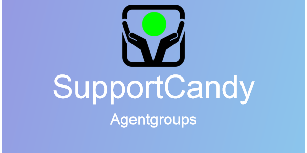 SupportCandy - Agentgroups 2.0.3