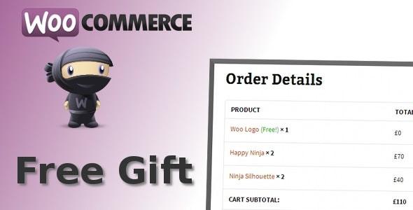 WooCommerce Free Gift  3.2.0