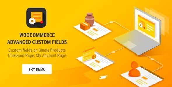 Advanced Custom Fields for WooCommerce  5.2.0