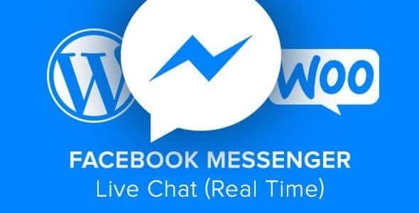 Facebook Messenger Live Chat - Real Time  1.0.3
