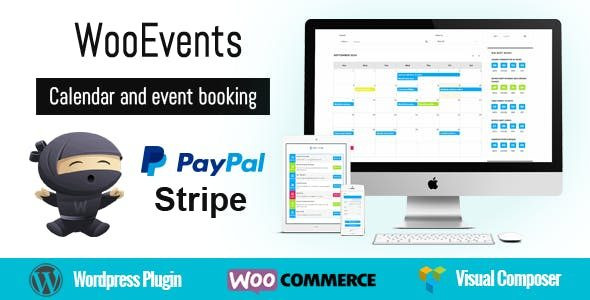 WooEvents  3.6.4