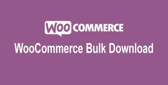 WooCommerce Bulk Download  1.2.15