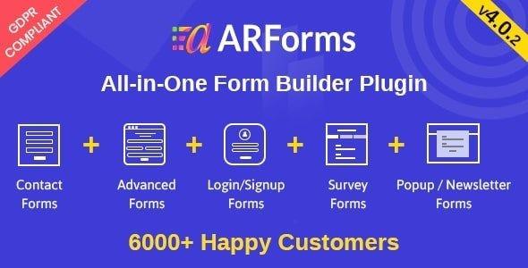 ARForms  5.5.1