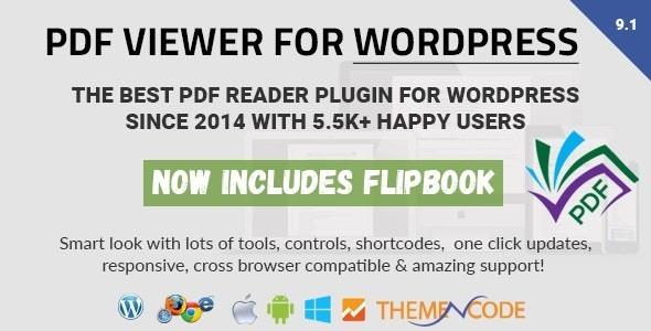 PDF viewer for WordPress  9.2.1