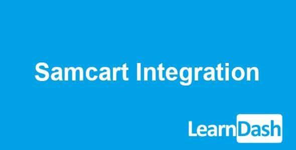 LearnDash LMS - Samcart Integration  1