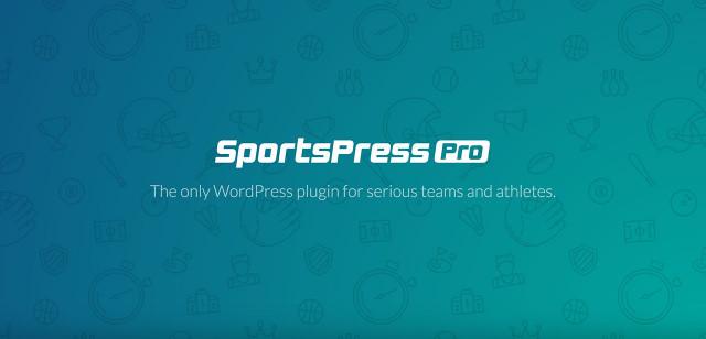 SportsPress Pro 2.7.8