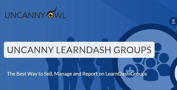 Uncanny Learndash Groups  3.7.4