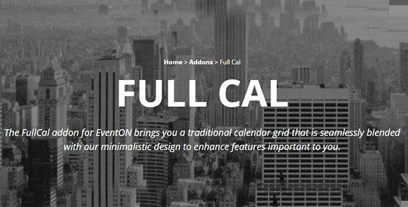 EventON: Full Cal  1.1.13
