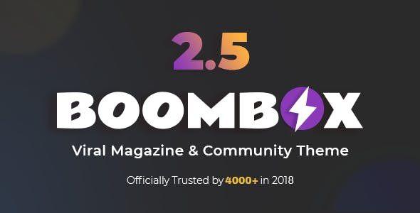 BoomBox  2.7.1