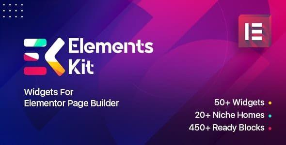 ElementsKit Pro  2.3.3
