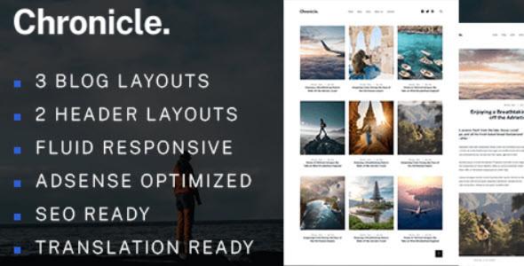 MyThemeShop Chronicle WordPress Theme   1.0.4