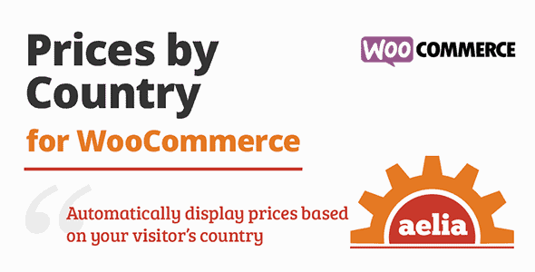 Aelia Prices By Country For Woocommerce  1.12.3.210816