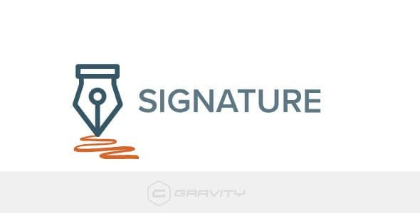 Gravity Forms Signature Add-On  4.0.3
