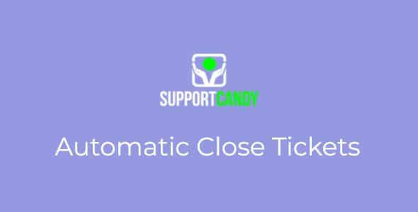 SupportCandy - Automatic Close Tickets 2.0.9
