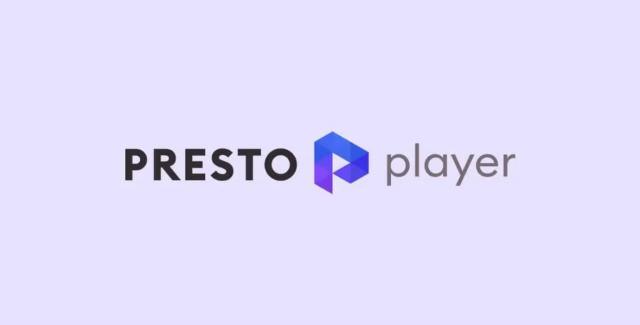 Presto Player 1.1.4