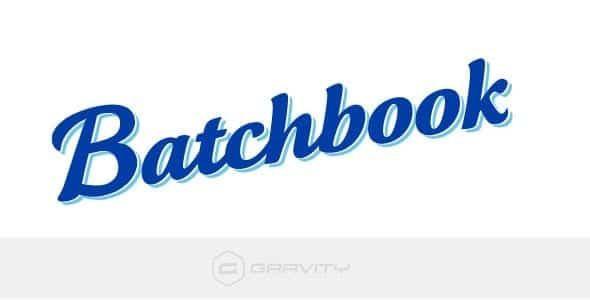Gravity Forms: Batchbook  1.3