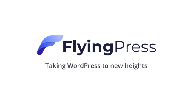 FlyingPress - Taking WordPress to New Heights 3.1.0