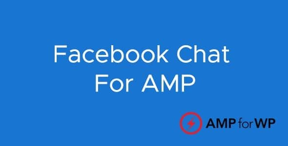 Facebook Chat For AMP  1.2.2
