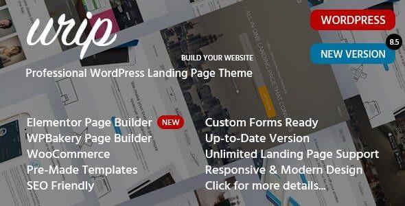 Urip - Marketing Landing Page  8.4.4