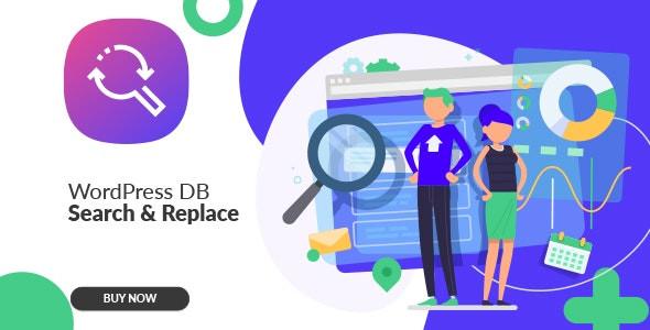 WordPress Database Search & Replace plugin  0.2.0