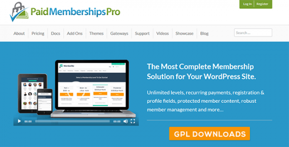 Paid Memberships Pro - Affiliates Add On  0.4
