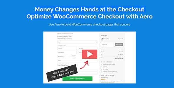 WooFunnels Aero Checkout (Business)  2.8.2