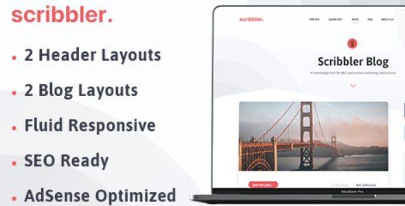 MyThemeShop Scribbler Theme  1.0.10