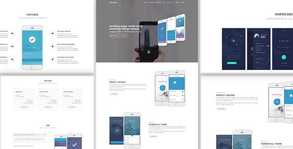 Decades - App Showcase & App Store WordPress Theme  1.0.6