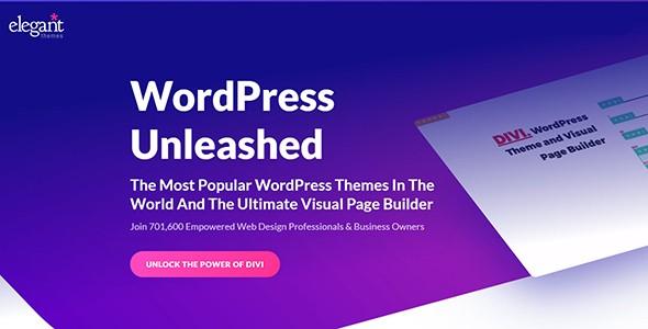 Divi WordPress Theme  4.11.1