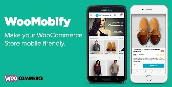 WooMobify - WooCommerce Mobile Theme 1.5.9.1