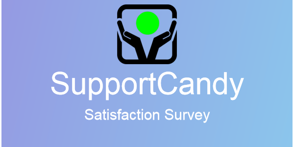 SupportCandy - Satisfaction Survey 2.1.1