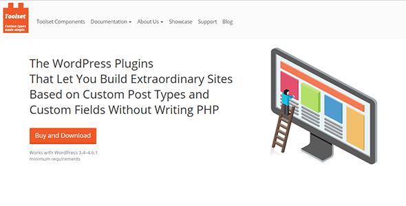 Toolset Types WordPress Plugin  3.4.10