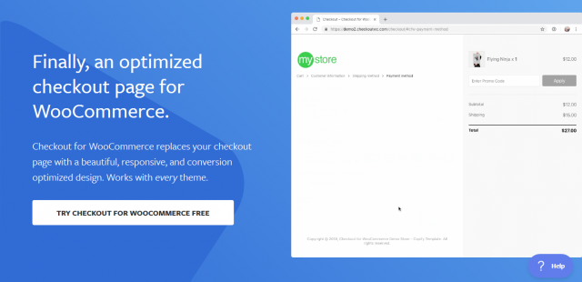 CheckoutWC | Checkout For Woocommerce 5.3.4