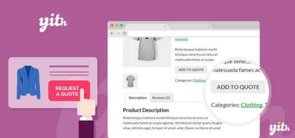 YITH Woocommerce Request A Quote  3.1.2