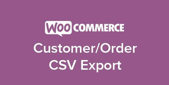 WooCommerce Customer Order XML Export Suite  2.6.3