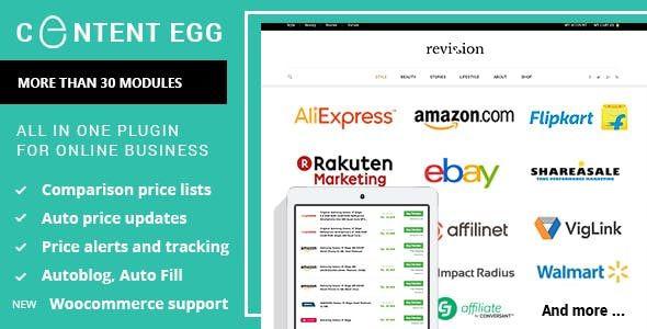 Content Egg Pro  7.3.0